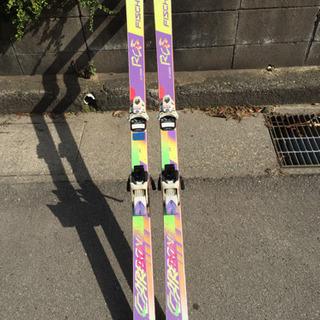 スキー板、格安で売ります!