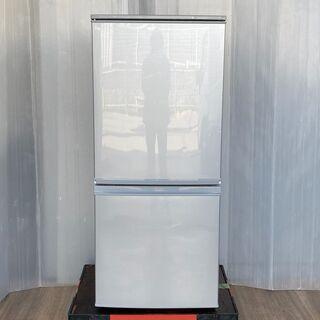 【稼働確認済】SHARP/シャープ☆ノンフロン冷凍冷蔵庫☆…