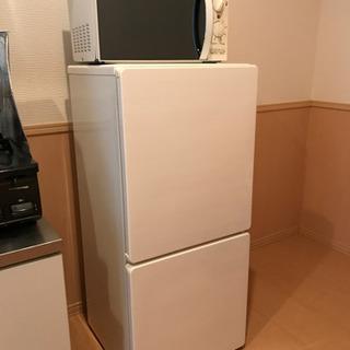冷蔵庫 電子レンジ 一人暮らし