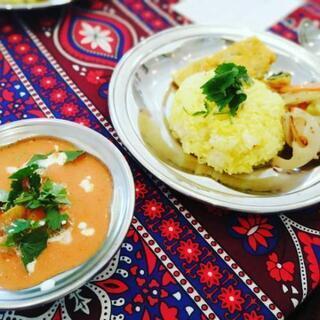 インド家庭料理スパイスランチ🙏✨