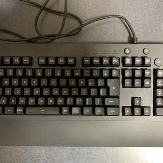 ゲーミングキーボード(メンブレン式)