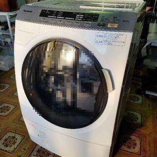 【ネット決済】Panasonic パナソニック ドラム式 洗濯乾...