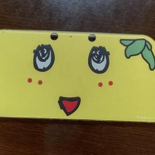 3DS LLカバー ふなっしー ニンテンドー - 島尻郡