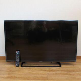 T418) ★美品★Panasonic 液晶カラーテレビ TH-...