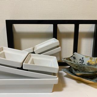 中古 食器 硝子 陶器 皿 コップ マグカップ ドリッパー 粉つぎ - 京都市