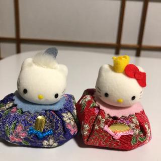 キティちゃん 雛人形