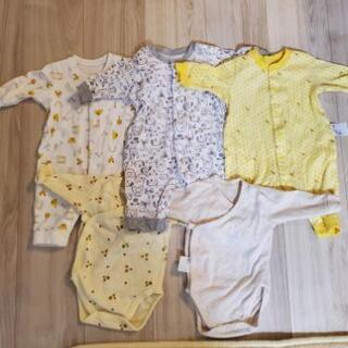 赤ちゃん服サイズ60