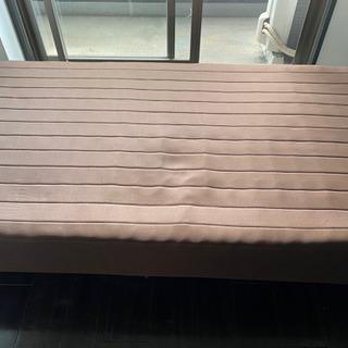 【ネット決済】ニトリ シングルベッド