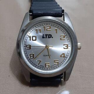 【受渡者様決定済】無料 クオーツ腕時計 LTD