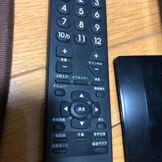 TMY 16V型地上デジタルハイビジョン液晶テレビ - 家電