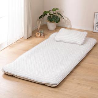 敷きパッド シングル ベッドカバー
