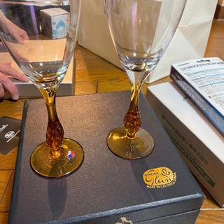 ワイングラスセットの画像