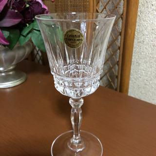フランス製 クリスタルグラス 新品