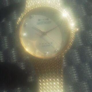 SWISS/NORN 腕時計 (※電池切れ?現在動いておりません)