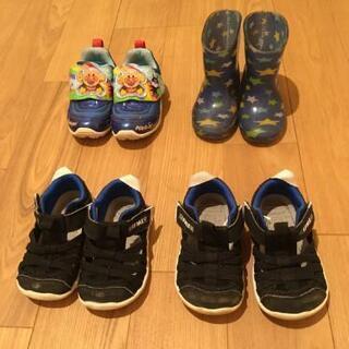 【お話し中】子どもの靴、サンダル、長靴