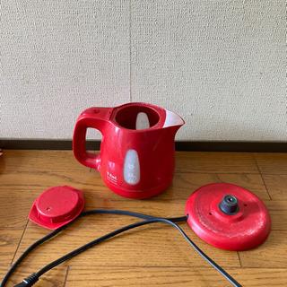 ティファール 電気ケトル 0.8L
