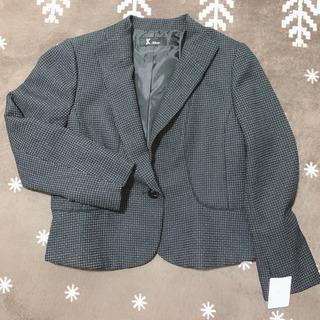 【ネット決済】【新品・タグ付き】スーツ 上下