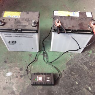 ☆【バッテリ充電済み。】中古品のバッテリーを4個セットで販…