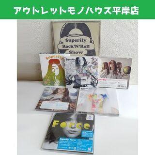 中古CD★Superfly スーパーフライ アルバム 6タイトル...