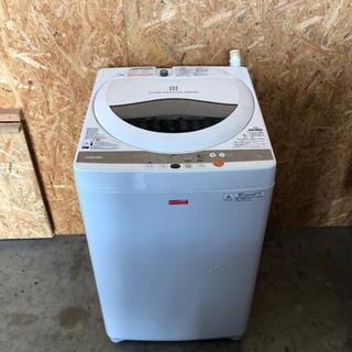 東芝洗濯機 AW-50GLC 2013年製