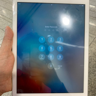 iPadトラブルは当店へご相談下さい!!
