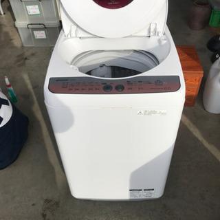 【商談中】SHARP 洗濯機 ES-GE60L  2012年製
