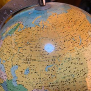 地球儀(ソビエト連邦時代)
