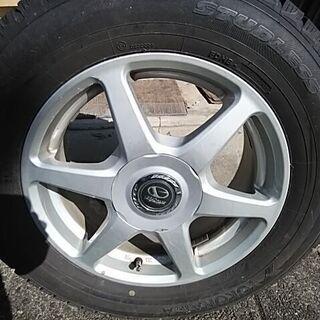 <値下げ>オデッセイ RB3 に装着 スタッドレス タイヤ…