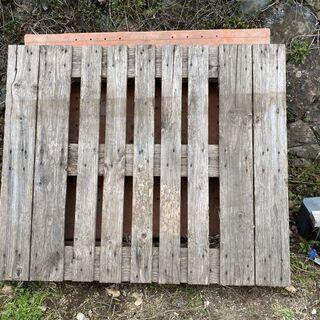 木製パレット①