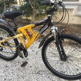 212.マウンテンバイク26インチ(3×7速)