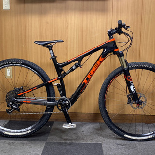 TREK SUPERFLY 9.8SL 2015 定価60万以上...