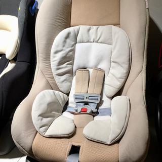 ■店頭引取限定■タカタ 新生児対応チャイルドシート ベージュ♫