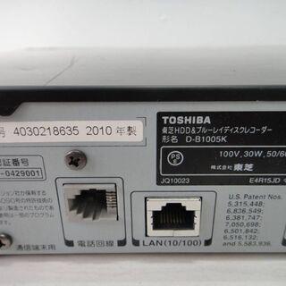 HDD&ブルーレイディスクレコーダー