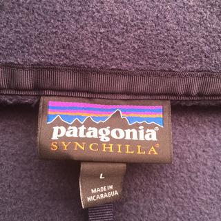 Patagonia フリースベスト