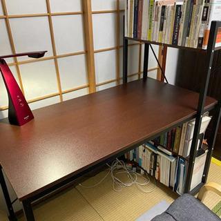 引取者決定テーブル椅子2点セット