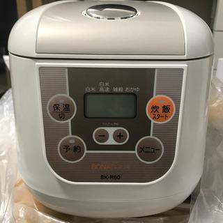3.5合マイコン炊飯器2019年製