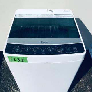 ✨ 2018年製✨1232番 Haier✨全自動電気洗濯機✨JW...
