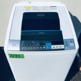 ✨乾燥機能付き✨‼️8.0kg‼️1235番 HITACHI✨日...