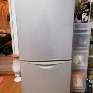 【取りに来ていただける方限定】『National冷蔵庫 122L』
