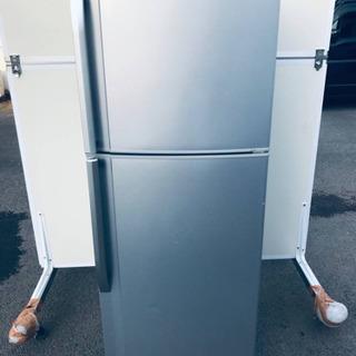 1244番 シャープ✨ノンフロン冷凍冷蔵庫✨SJ-29S-S‼️