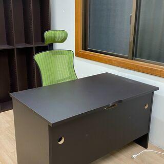 デスク&椅子