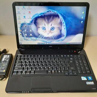 ☆core i5+SSDで快適☆ NEC LaVie Wi-Fi...