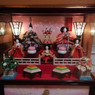 ひな祭り 雛人形 ひな人形 阿佐ヶ谷駅近辺