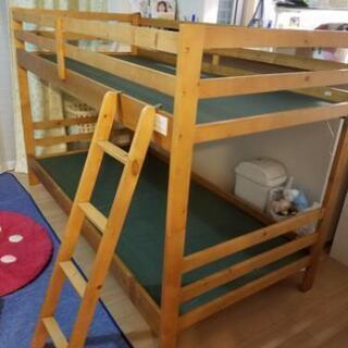 【ネット決済】取引中 2段ベッド