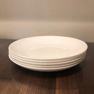 白いお皿5枚セット