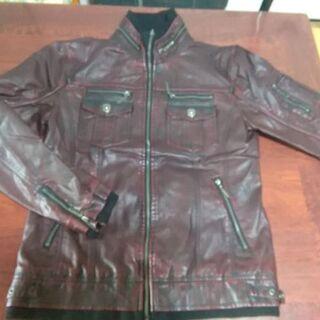 LLのライダースジャケットです。