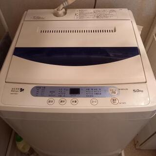 ヤマダ電機オリジナル 全自動電気洗濯機 (5.0kg) Herb...