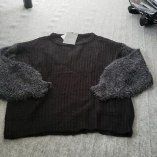 新品ニットセーター