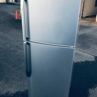 ♦️EJ1244B SHARPノンフロン冷凍冷蔵庫 【2010年製】
