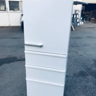 ♦️EJ1246B AQUAノンフロン冷凍冷蔵庫 【2019年製】